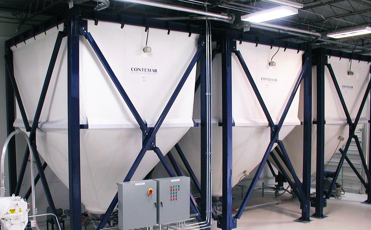 indoor silos