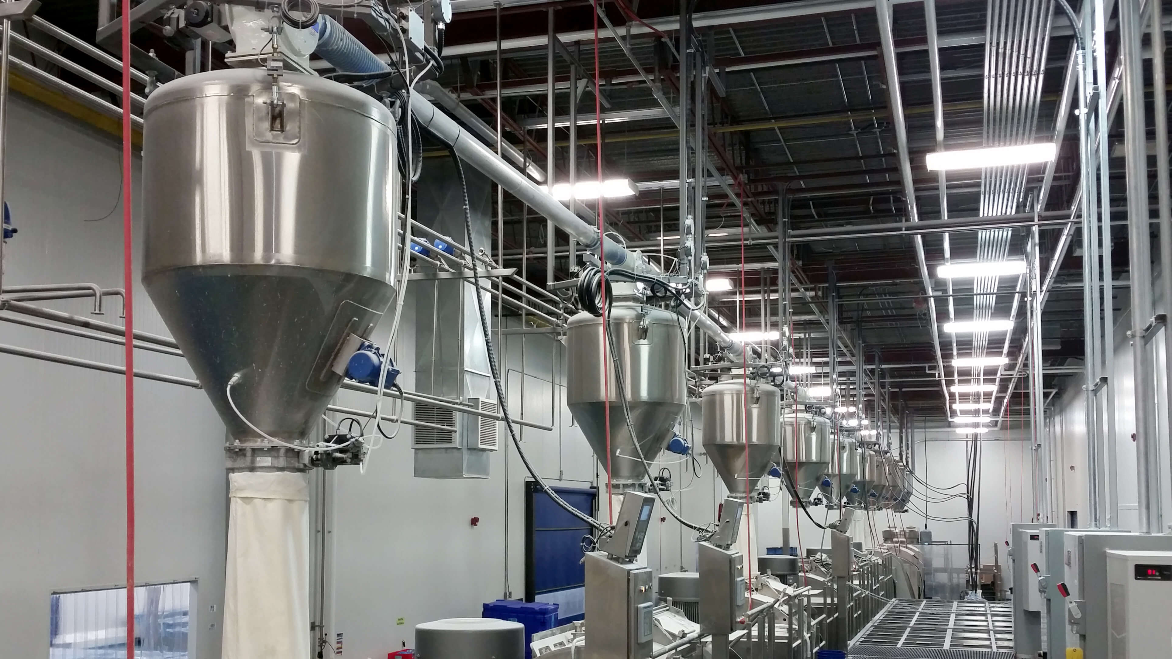Contemar Silo Systems Turnkey Solutions For Bulk Material
